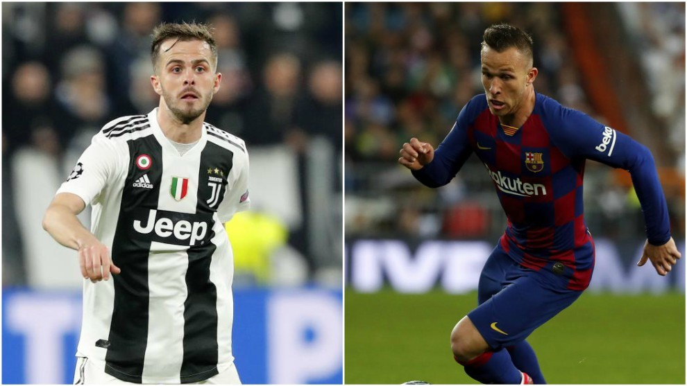 Pjanic for Arthur: It's clear who wins in this swap deal