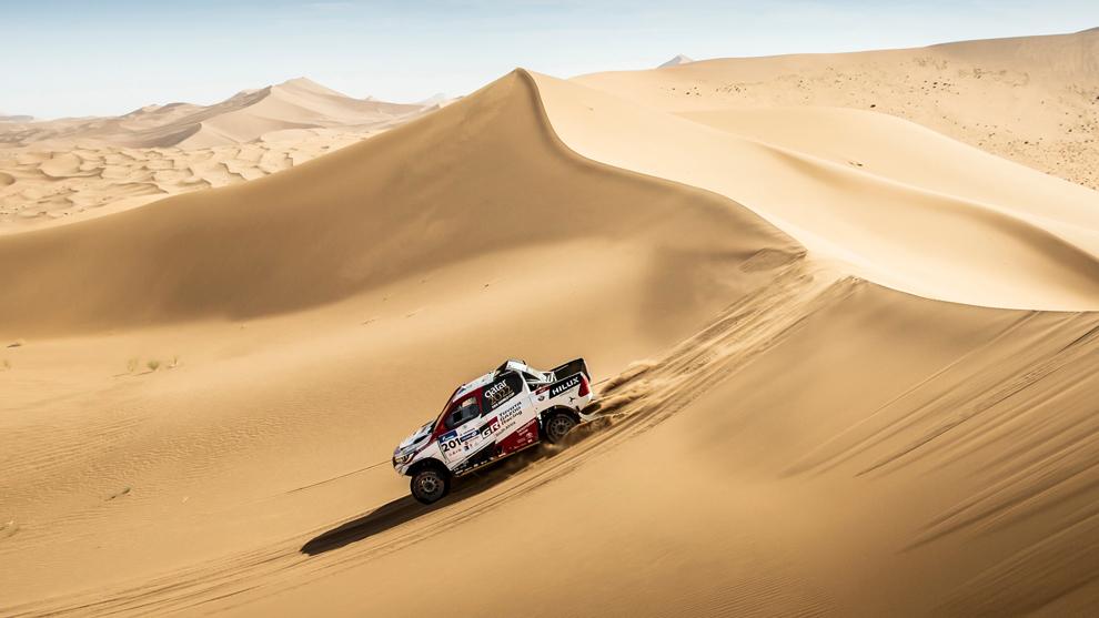Cancelado el Silk Way Rally 2020, la cuarta prueba de la Copa del Mundo de Raids