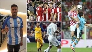 Los fichables: Samu García, Gorka Elustondo, Roberto Lago y el...