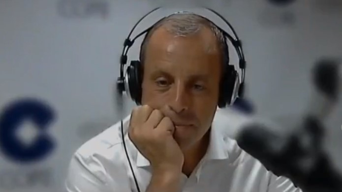 Rosell: I've been back to prison to visit some friends there