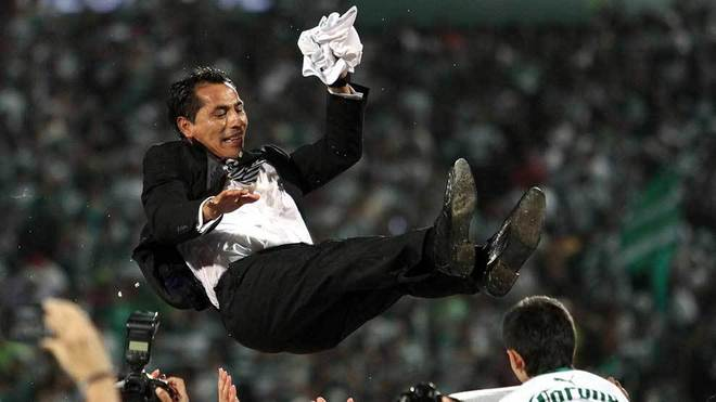 Benjamin Galindo, exitoso en la Liga MX.