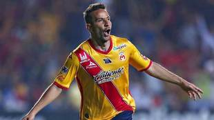 La afición michoacana recuerda con cariño al colombiano.