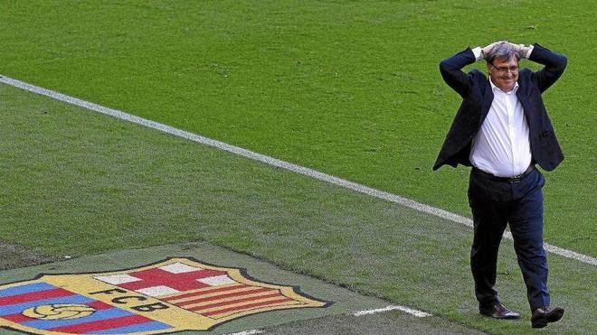"""Martino: """"Mi año en el Barcelona fue el peor de mi carrera"""""""