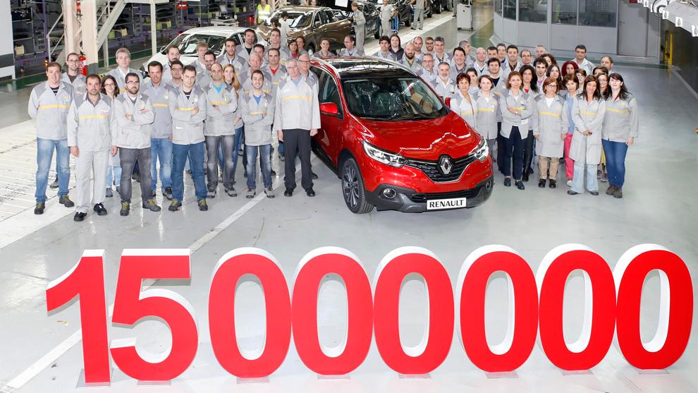 Las fábricas españolas de Renault no se verán afectadas por su reestructuración