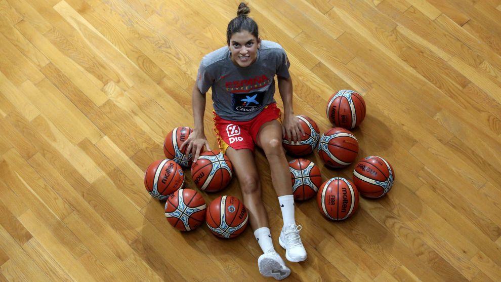 """Marta Xargay: """"El baloncesto había pasado a ser un sacrificio"""""""