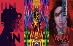 Under the Skin, Wonder Woman 1984 y Mulán, algunos de los estrenos...