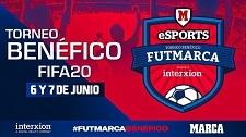 Participa en el Torneo Futmarca benéfico de FIFA20 los días 6 y 7 de junio. Inscríbete aquí