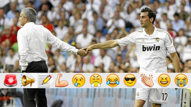 Arbeloa y Mourinho... ¿Juntos en el banquillo?