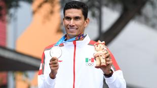 Horacio Nava aún busca su clasificación olímpica