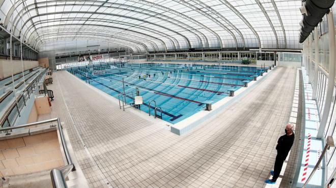 Las zonas en fase 1 podrán abrir las piscinas para uso deportivo desde el lunes