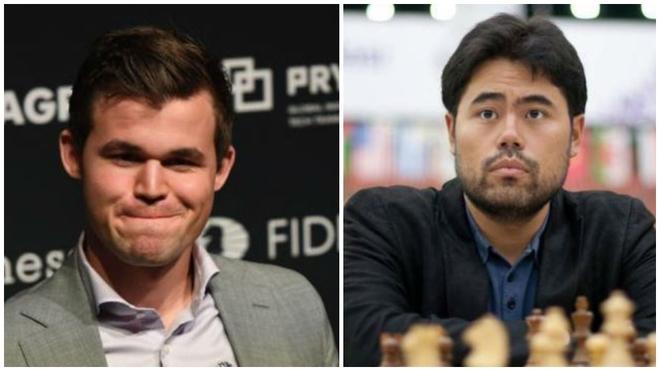 Así fue el duelo definitivo entre Carlsen y Nakamura para pasar a la final