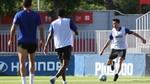 El Atlético despide la semana... a la espera de poder volver el lunes en grupo