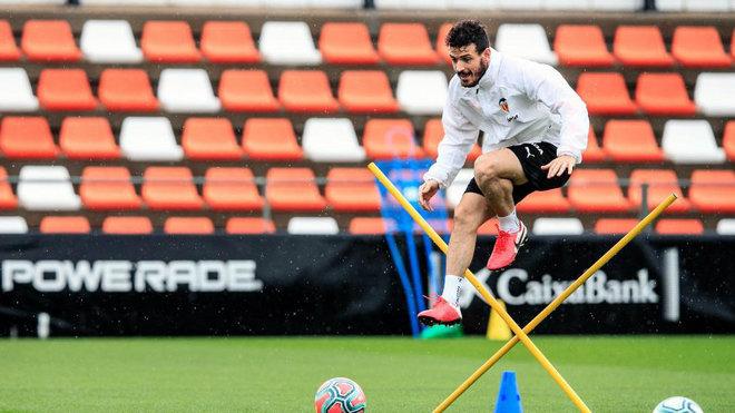 """Florenzi: """"El Valencia está preparado para dar batalla estas once jornadas"""""""