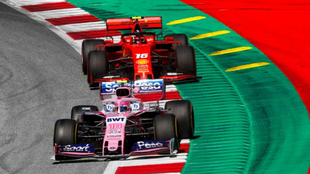 Gran Premio de Austria, la primera carrera de la temporada 2020 de la...