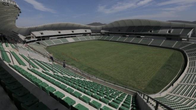 Estadio de Mazatlán.