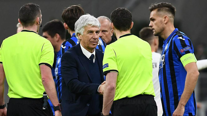 Serie A: Atalanta coach Gasperini reveals suffering with COVID-19