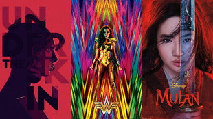 Under the Skin, Wonder Woman 1984 y Mulán, algunos de los estrenos...