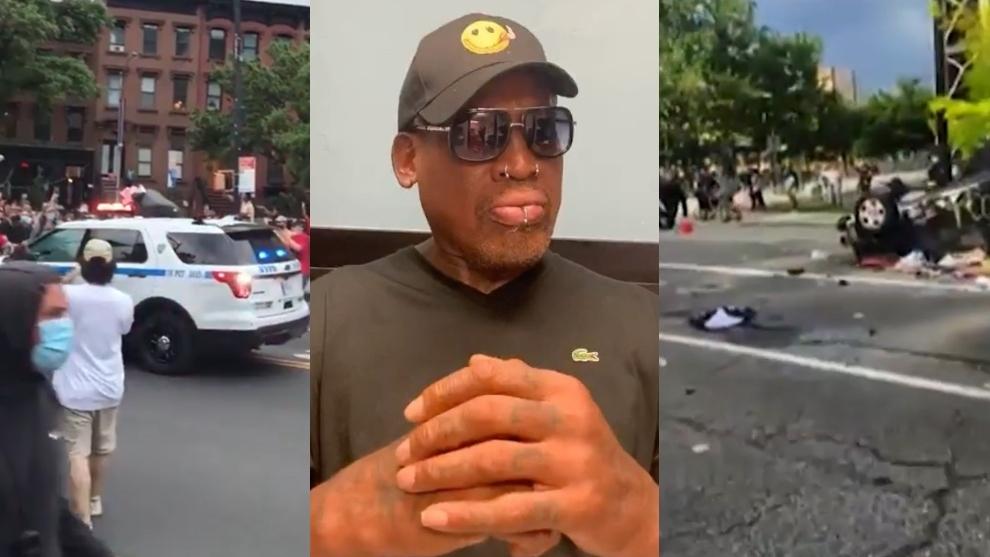 Muerte George Floyd: Dennis Rodman sobre revueltas