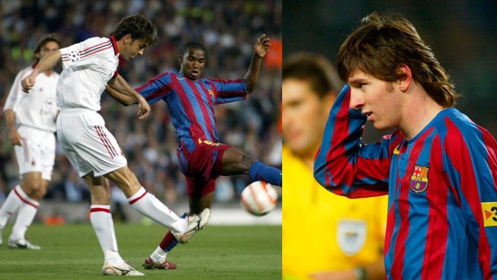 """Costacurta: """"Me enfrenté a Messi con 16 años y a los 15 minutos pedí el cambio"""""""