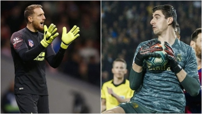 Courtois vs Oblak: A derby over the Zamora trophy