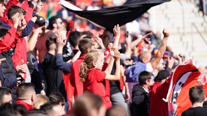 El Mallorca devolverá a sus aficionados el 25% de los abonos de la temporada