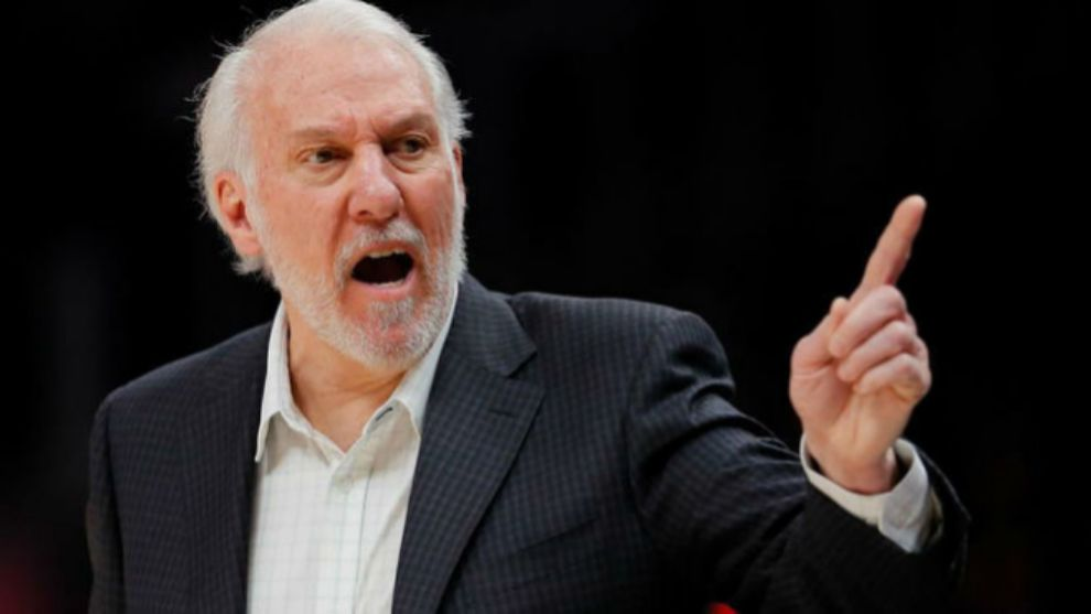 Gregg Popovich attacks Trump: If he had a brain, he'd say something to unify people