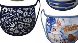 Mascarillas de marca y diseño: Disney, Adidas...