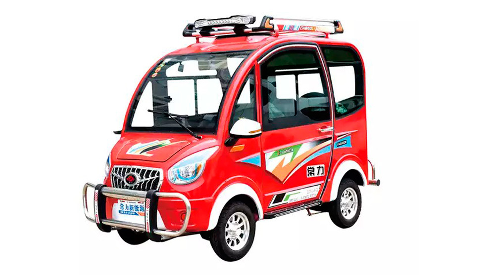 ¿Es este Chang Li el coche más barato del mercado?