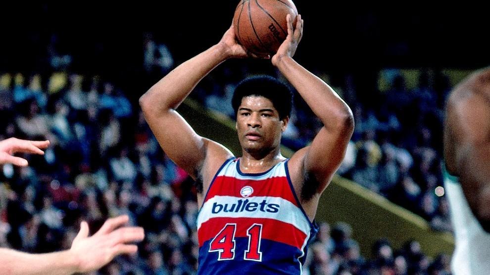 Wes Unseld, leyenda de la NBA, muere a los 74 años