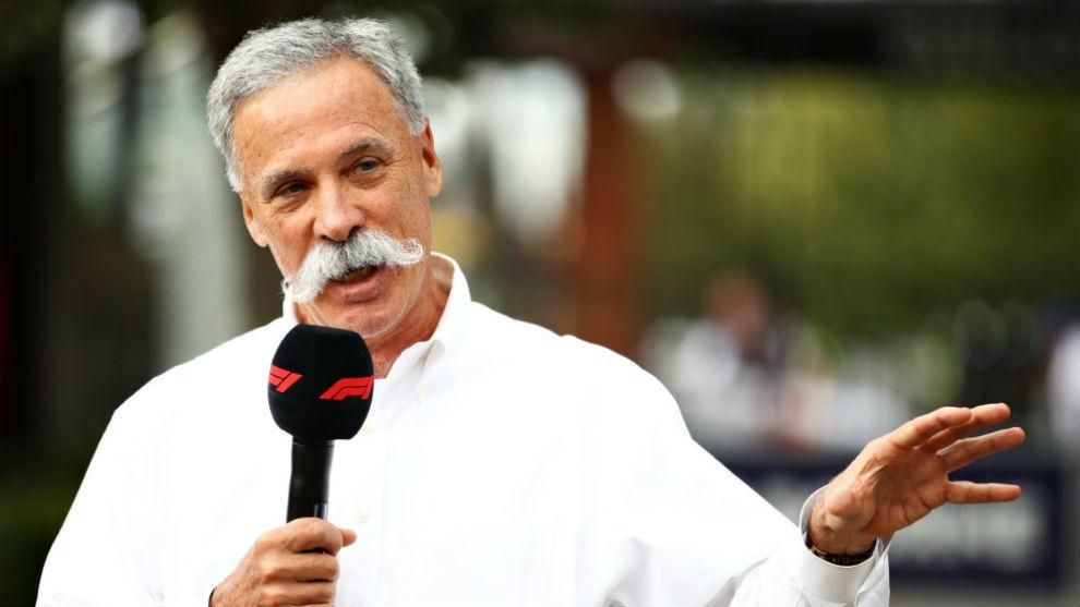 """Si un piloto da positivo, no pararemos la carrera, se sube el reserva"""