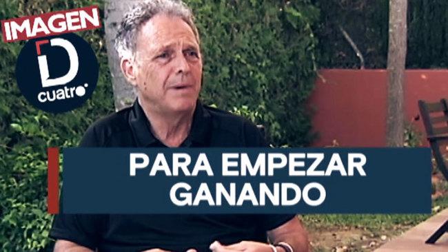 """Caparrós calienta el derbi: """"El Betis es al Sevilla lo que el Sevilla al Barcelona"""""""