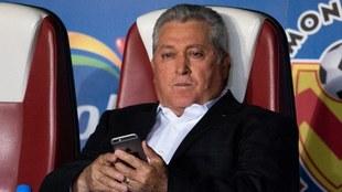 Vucetich dejaría de ser técnico de Querétaro.
