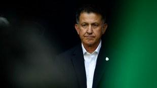 Juan Carlos Osorio atrajo reacciones divididas.