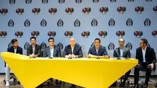 Miembros de la AMFpro.