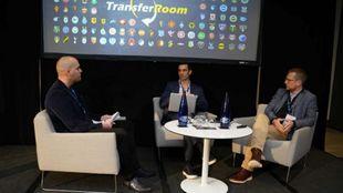 Encuentro de 'TransferRoom' en Madrid.