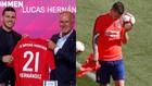 Lucas Hernández cae en desgracia en el Bayern