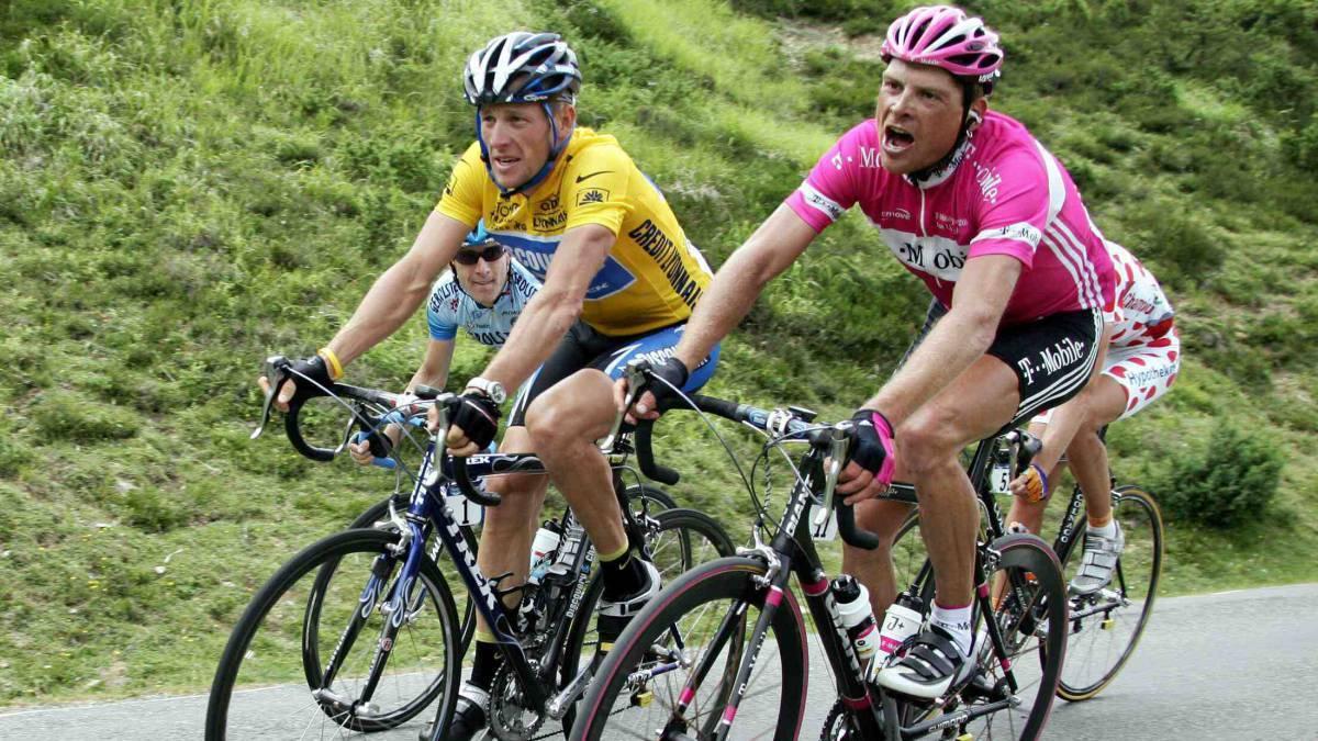 """Lance Armstrong: """"En Alemania idolatran a Zabel y Aldag pero le joden la vida a Ullrich"""""""
