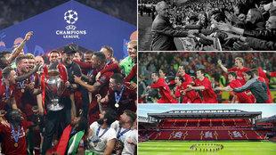 La historia del Liverpool en 10 momentos.
