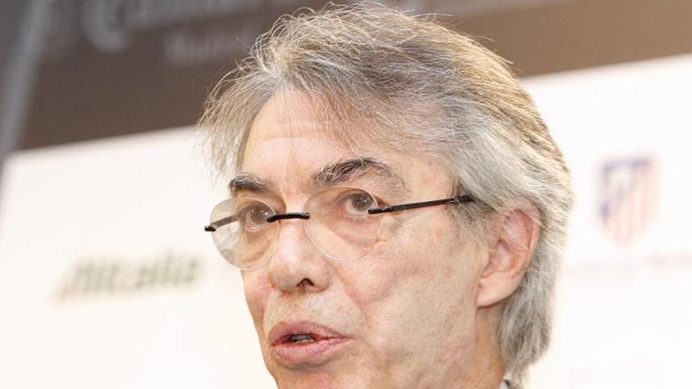 Massimo Moratti.