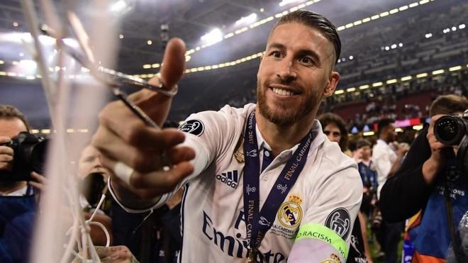 "Sergio Ramos: ""La Duodécima consagró al Madrid"""