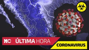 Casos confirmados y muertes por Covid-19 en México. |