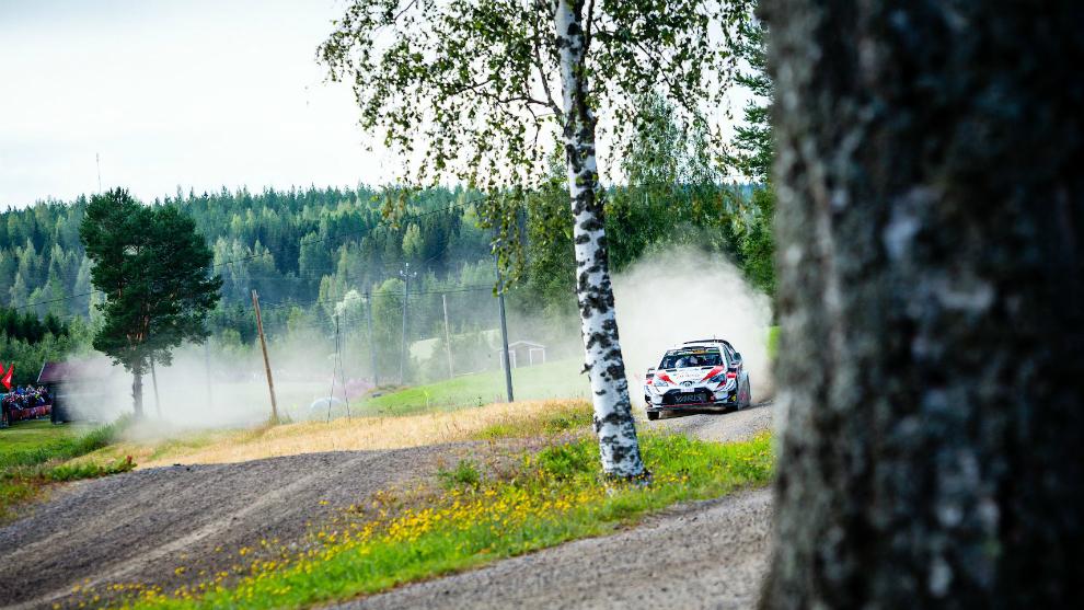 El Rally de Finlandia, cancelado por la crisis del coronavirus