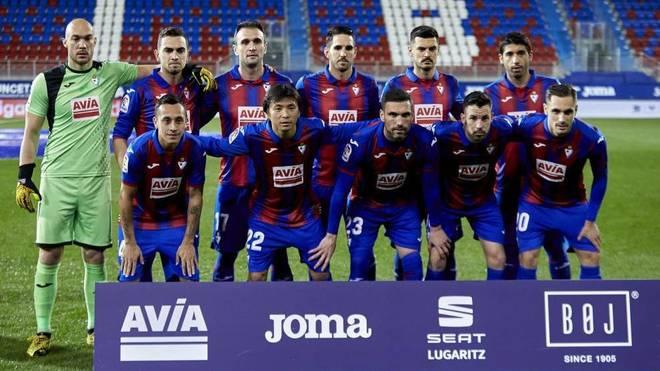 El Eibar vuelve a Ipurua 83 días después