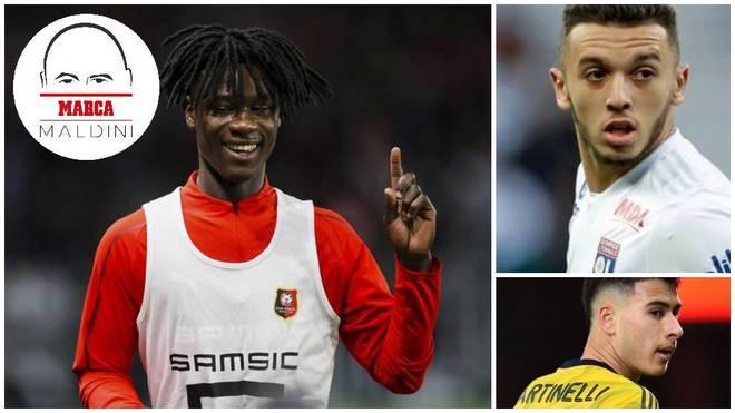 Las 10 estrellas del futuro según Maldini: Camavinga en el top1