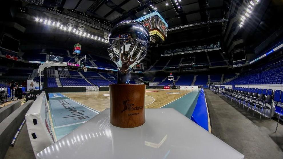 La fase final de la Liga ACB ya tiene calendario y horarios (15.30, 18,30 y 21,30)