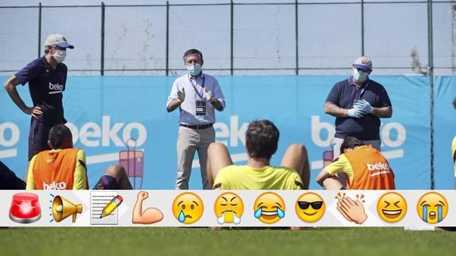 Lo de las cuentas del Barça, ni Anonymous