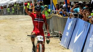 El ciclista mexicano ya tiene su boleto a Juegos Olímpicos
