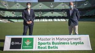 Presentación del primer Master in Management Sports Business de...