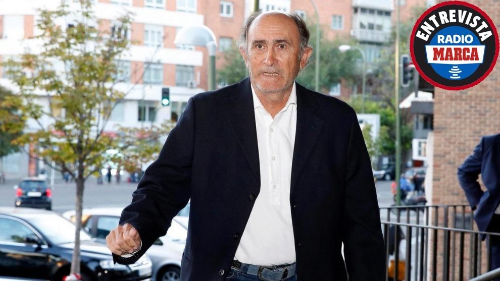 """Pirri: """"Volver así  favorece al Real Madrid, que tiene mejor plantilla que el Barça"""""""