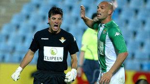 El partido entre Betis y Sevilla se jugó en Getafe sin público tras...